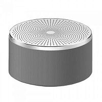 купить Портативная Bluetooth колонка Xiaomi Round Bluetooth Speaker Youth Edition Gray (Серая) в Иваново