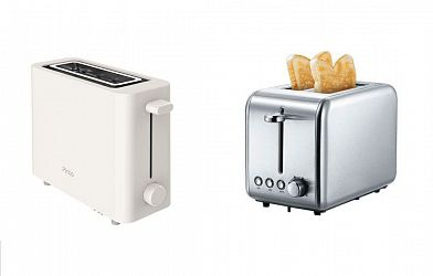 Сравнение тостеров Xiaomi Derma Spici Bread Bake Machine и Xiaomi Pinlo Mini Toaster